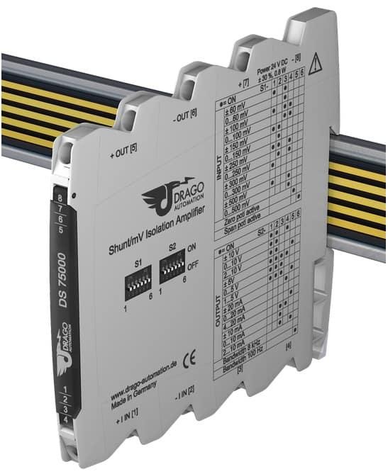 bộ chuyển đổi tín hiệu loadcell DS75000