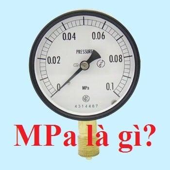 MPa là gì, MPa là đơn vị gì