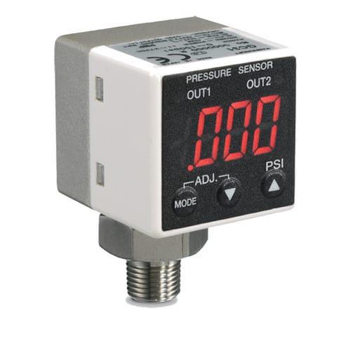 Công tắc áp suất điện tử hiển thị tại chỗ