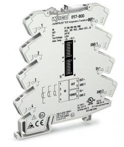 Bộ chuyển đổi tín hiệu nhiệt độ wago 857-800